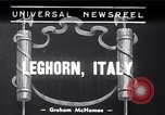 Image of Battle Banners presentation Leghorn Italy, 1939, second 1 stock footage video 65675034125