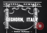 Image of Battle Banners presentation Leghorn Italy, 1939, second 2 stock footage video 65675034125
