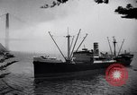 Image of Point Lobos ship San Francisco California USA, 1939, second 7 stock footage video 65675034126