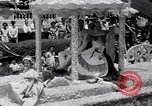 Image of Rhododendron Fete Asheville North Carolina USA, 1939, second 12 stock footage video 65675034128
