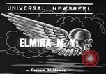 Image of motorless flights Elmira New York USA, 1939, second 1 stock footage video 65675034132