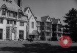 Image of Will Rogers Hospital Saranac Lake New York USA, 1961, second 4 stock footage video 65675034159