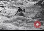 Image of Players do kayaking Czechoslovakia, 1961, second 6 stock footage video 65675034163