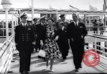 Image of Queen Juliana Scheveningen Hague, 1961, second 10 stock footage video 65675034164
