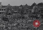 Image of Lord Jagannath Puri Orissa India, 1961, second 6 stock footage video 65675034177