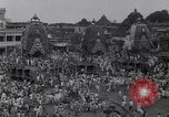 Image of Lord Jagannath Puri Orissa India, 1961, second 7 stock footage video 65675034177
