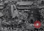 Image of Lord Jagannath Puri Orissa India, 1961, second 8 stock footage video 65675034177