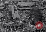 Image of Lord Jagannath Puri Orissa India, 1961, second 9 stock footage video 65675034177