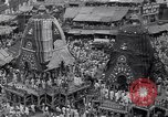 Image of Lord Jagannath Puri Orissa India, 1961, second 11 stock footage video 65675034177