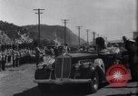 Image of Franklin D Roosevelt first presidential visit to Canada Quebec Canada, 1936, second 2 stock footage video 65675034179