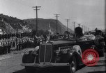 Image of Franklin D Roosevelt first presidential visit to Canada Quebec Canada, 1936, second 3 stock footage video 65675034179