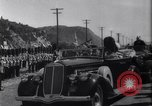 Image of Franklin D Roosevelt first presidential visit to Canada Quebec Canada, 1936, second 4 stock footage video 65675034179