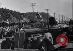 Image of Franklin D Roosevelt first presidential visit to Canada Quebec Canada, 1936, second 5 stock footage video 65675034179