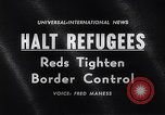 Image of East Berlin refugees Germany, 1961, second 2 stock footage video 65675034186