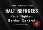 Image of East Berlin refugees Germany, 1961, second 5 stock footage video 65675034186