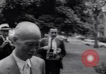Image of Dwight D Eisenhower Gettysburg Pennsylvania, 1961, second 10 stock footage video 65675034188