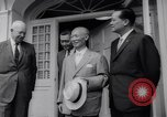 Image of Dwight D Eisenhower Gettysburg Pennsylvania, 1961, second 15 stock footage video 65675034188