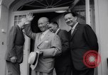 Image of Dwight D Eisenhower Gettysburg Pennsylvania, 1961, second 17 stock footage video 65675034188