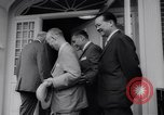 Image of Dwight D Eisenhower Gettysburg Pennsylvania, 1961, second 18 stock footage video 65675034188