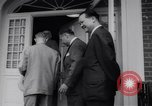 Image of Dwight D Eisenhower Gettysburg Pennsylvania, 1961, second 19 stock footage video 65675034188