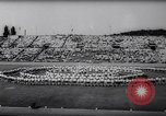 Image of gymnasts Stuttgart Germany, 1961, second 8 stock footage video 65675034190