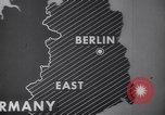 Image of Berlin separation Berlin Germany, 1961, second 9 stock footage video 65675034192