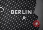 Image of Berlin separation Berlin Germany, 1961, second 10 stock footage video 65675034192