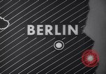 Image of Berlin separation Berlin Germany, 1961, second 11 stock footage video 65675034192