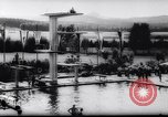 Image of swimming championship Reutlingen Germany, 1961, second 7 stock footage video 65675034199