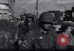 Image of Berlin Wall effects Berlin West Germany, 1961, second 12 stock footage video 65675034201