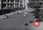 Image of East Berlin people escape over Berlin Wall Germany, 1961, second 6 stock footage video 65675034204