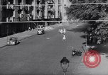 Image of East Berlin people escape over Berlin Wall Germany, 1961, second 7 stock footage video 65675034204