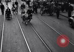 Image of side by side bicycle United States USA, 1961, second 4 stock footage video 65675034208