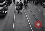 Image of side by side bicycle United States USA, 1961, second 6 stock footage video 65675034208