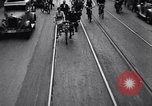Image of side by side bicycle United States USA, 1961, second 7 stock footage video 65675034208