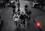 Image of side by side bicycle United States USA, 1961, second 11 stock footage video 65675034208