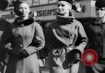 Image of fashion parade Germany, 1962, second 9 stock footage video 65675034215