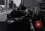 Image of M-48 tank Berlin Crisis Berlin West Germany, 1961, second 2 stock footage video 65675034220