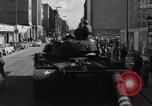 Image of M-48 tank Berlin Crisis Berlin West Germany, 1961, second 4 stock footage video 65675034220