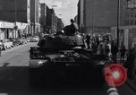 Image of M-48 tank Berlin Crisis Berlin West Germany, 1961, second 5 stock footage video 65675034220