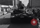 Image of M-48 tank Berlin Crisis Berlin West Germany, 1961, second 8 stock footage video 65675034220