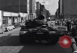 Image of M-48 tank Berlin Crisis Berlin West Germany, 1961, second 9 stock footage video 65675034220