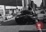 Image of M-48 tank Berlin Crisis Berlin West Germany, 1961, second 11 stock footage video 65675034220