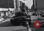 Image of M-48 tank Berlin Crisis Berlin West Germany, 1961, second 12 stock footage video 65675034220