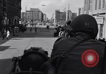 Image of Tank poised Berlin Crisis Berlin West Germany, 1961, second 3 stock footage video 65675034222