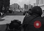 Image of Tank poised Berlin Crisis Berlin West Germany, 1961, second 4 stock footage video 65675034222