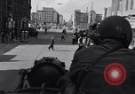 Image of Tank poised Berlin Crisis Berlin West Germany, 1961, second 6 stock footage video 65675034222