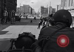 Image of Tank poised Berlin Crisis Berlin West Germany, 1961, second 7 stock footage video 65675034222