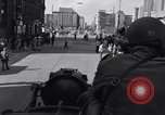 Image of Tank poised Berlin Crisis Berlin West Germany, 1961, second 9 stock footage video 65675034222