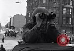Image of Tank poised Berlin Crisis Berlin West Germany, 1961, second 11 stock footage video 65675034222